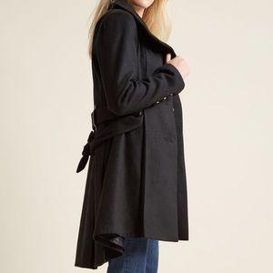 Steve Madden Jackets & Coats - STEVE MADDEN Winterberry Tart Jacket Black Size M